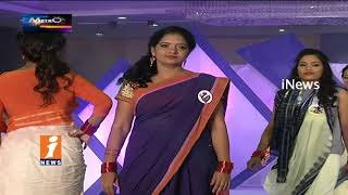 Fashion Show For Mrs Perfect Hyderabad 2017 Competition   Metro Colours   iNews