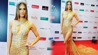 Miss Universe Iris Mittenaere At Miss Diva 2017 Grand Finale