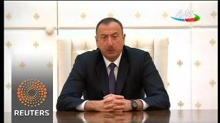 Azerbaijan announces ceasefire in breakaway region - News Video