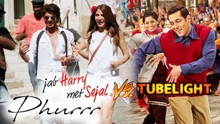 Jab Harry Met Sejal Phurrr Song Teaser Out, Jab Harry Met Sejal Vs Tubelight Opening Day Collection