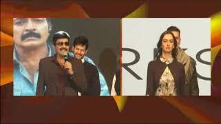 Hero Rajasekhar Walk On Ramp at Marks & Spencers Fashion Show   Hyderabad   iNews