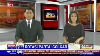 Pernyataan Singkat Novanto Soal Rotasi Golkar di DPR