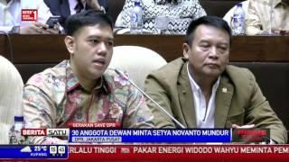 30 Anggota DPR Desak Setya Novanto Mundur