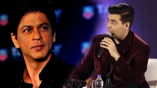 Karan Johar OPENS On His Relationship With Shahrukh Khan | An Unsuitable Boy Book Launch