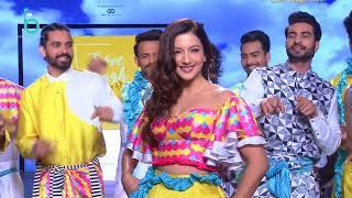 Gauhar Khan Ramp Walk For Ken Ferns For Romedy Now At IBFW Goa 2017