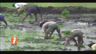 Farmers Starts Cultivation After Rains in Komaram Bheem district   iNews