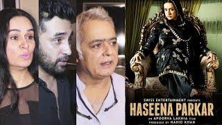 Haseena Parkar Movie REVIEW By Bollywood Celebs