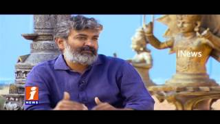 SS Rajamouli Special Interview About Bahubali 2 On Sets | Maha Shivratri Special | iNews