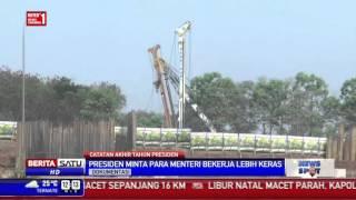 Tahun 2016, Jokowi Ingin Para Menterinya Lebih Kerja Keras