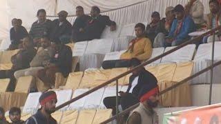 भाजपा की रैली में खाली रहीं कुर्सियां