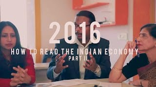 The Budget Roundtable Part II- How to read the Indian economy