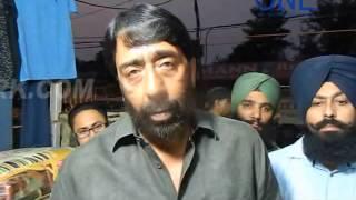 kapurthala road na banne se log pareshan | mayor sunil jyoti ne kiya daura | road banegi jald