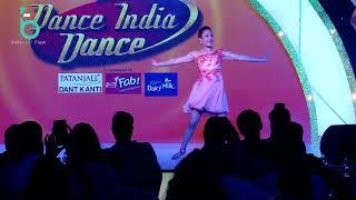 Daphisha Kharbani Full Dance Performance - Dance India Dance Season 6
