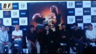 Baahubali 2 -  The Conclusion Trailer Launch | Prabhas | Rana Duggubati | Anushka Shetty | Tammanah
