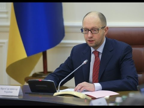 Ukraine PM Crimea 'was, is and will be an integral part of Ukraine' News Video