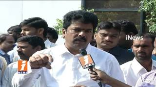 Minister Narayana's Son Nishith Lost His Life In Road Accident | Bonda Uma About Accident | iNews