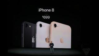 iPhone 8 and 8 Plus unveiled at mega Apple event | ETPanache