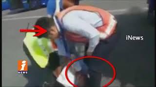 Air Indigo Staff Manhandles in Delhi Airport | Company Apologies To Passenger | iNews