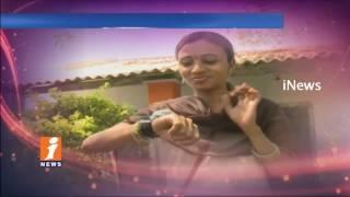 Palamoor Girl Created Gadget For Deaf And Dumb People | Mahabubnagar | iNews