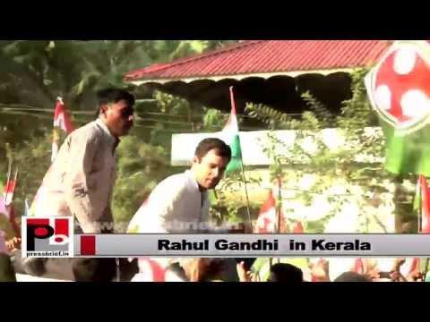 Rahul Gandhi -  A humble leader of  Indian politics