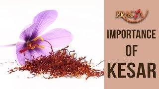 Importance of Kesar | Dr. Vibha Sharma (Ayurveda & Panchkarma Expert)