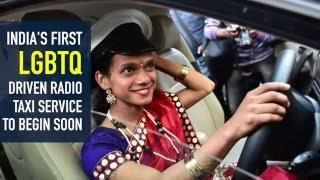 India First, LGBTQ Radio Taxi Service to Begin Soon
