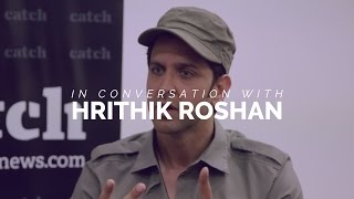 """Hritihk Roshan - """"Being attractive is not about looks but how I express myself"""""""