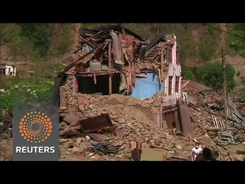 Relief goods for Nepal quake victims held up, remote areas awaiting aid News Video