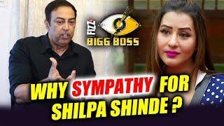Vindu Dara Singh On Shilpa Shinde's Past - Unke Sath Bohot Galat Hua Hai | Bigg Boss 11