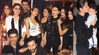 Kareena Kapoor Khan Grand BIRTHDAY Celebration With Bollywood Friends | Malaika, Saif, Karan Johar