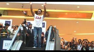 Ranveer Singh's Crazy Antics At The Gap Store Launch
