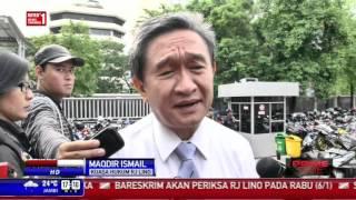 Tanggapan Kuasa Hukum RJ Lino Soal Kerugian Uang Negara