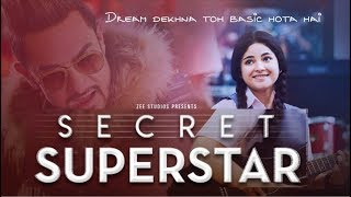 Exclusive Interview With Starcast Of Secret Superstar