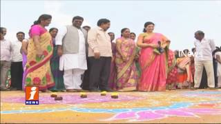 Minister Naryana Participates Sankranti Celebrations In Nellore | iNews