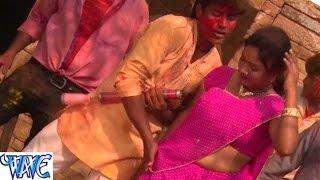 Raja Holi Me Choli Me Rang Dala - Rang Daleb Salwar Me - Shivpal - Bhojpuri Hot Holi Songs
