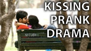 Kissing Prank In India Gone Sexual (TV DRAMA) (Spoof) || THE CRAZZY STREET