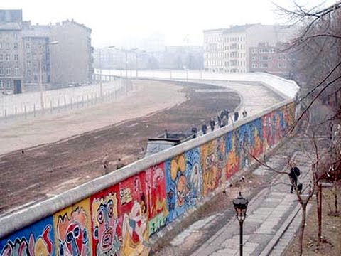 """The Fall Of The Berlin Wall 25th Anniversary """"Tear Down This Wall"""""""