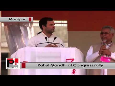 Rahul Gandhi- Women work harder than anybody in this country