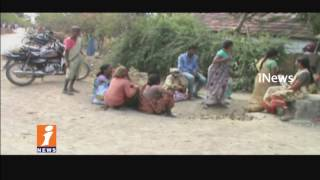 Tractor Rollover With Workers In Mulugu Mandal | 1 Dead, 20 Injured | Bhupalpally | iNews