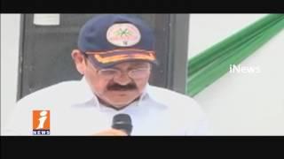 Venkaiah Naidu Warns Pakistan On Terror   Kargil Parakram Parade In Delhi  iNews