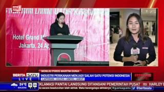 Alasan PDIP Dukung Indonesia Poros Maritim Dunia