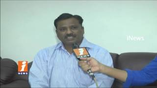 Singareni Director of Operation Chandrasekhar On Singareni Collieries Strike | iNews