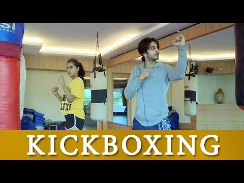 Thrust Kick,Knee Smash,Dodge & Punch Self Defence Training Video Tutorial
