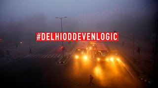 Will the AAP's #OddEven traffic rule work? Here is what we found