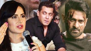 Salman Is NOT My Mentor - Katrina Kaif, Katrina Kaif Regrets Leving Prabhas Saaho