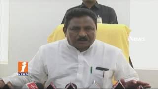 AP Home Minister Nimmakayala Chinna Rajappa Comments On Manda Krishna Madiga And Mudragada | iNews