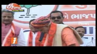 Secret Behind PM Modi Announces Venkaiah Naidu As NDA Vice- President Post? | Loguttu | iNews
