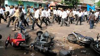 Jat Quota Stir- One killed, minister's house torched News Video