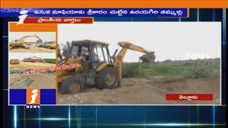 Udayagiri TDP Leaders Illegal Sand Transport Rises In Nellore | iNews