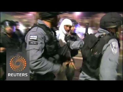 Anti-racism protest in Israel turns violent News Video